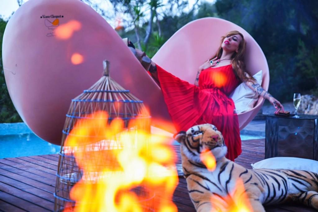 Mi Venus en Escorpio Monica Moss