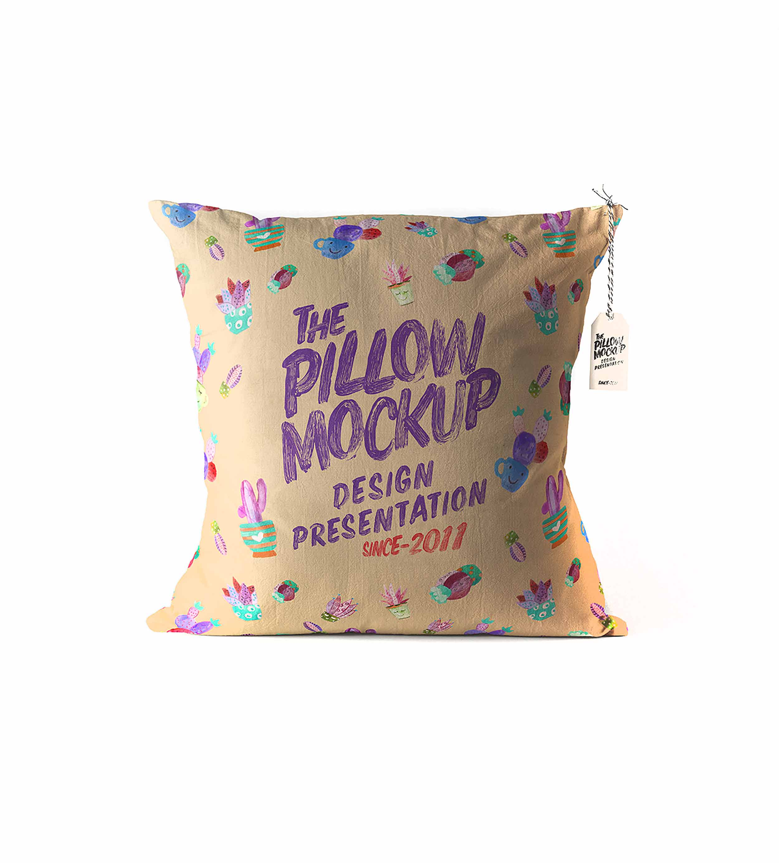 the pillow pattern