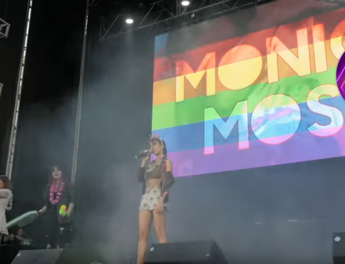 Monica Moss en World Pride Madrid 2017