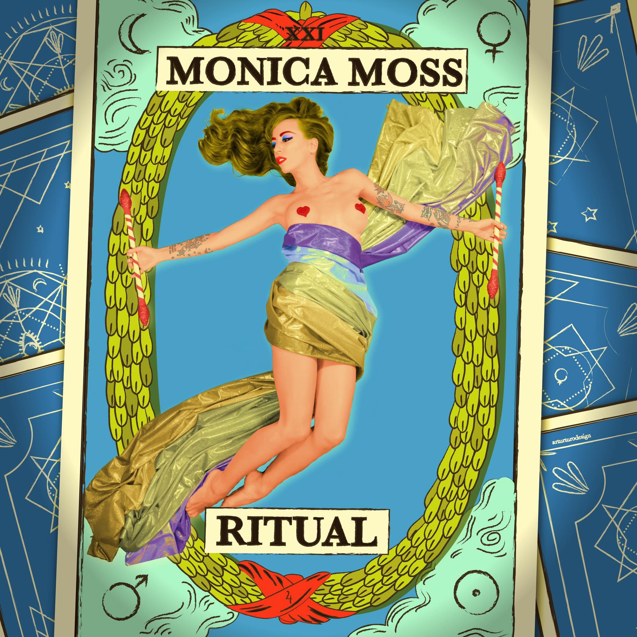 Ritual MonicaMoss Portada